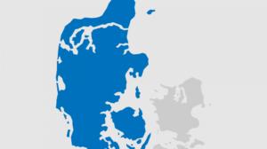 Jylland og Fyn